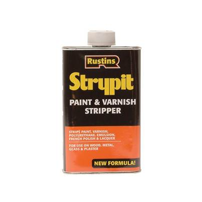 Rustins Strypit Paint & Varnish Stripper