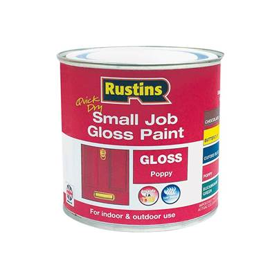 Rustins Quick Dry Small Job Paint