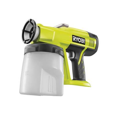 Ryobi P620 ONE+ Speed Paint Sprayer 18V Bare Unit
