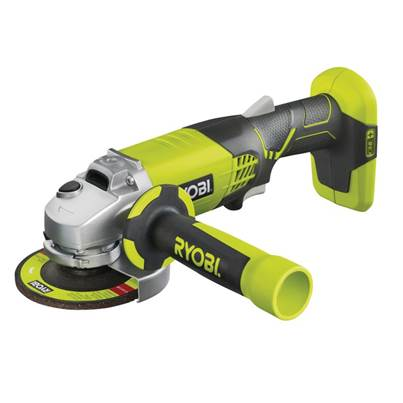 Ryobi R18AG0 ONE+ Angle Grinder 115mm 18V Bare Unit