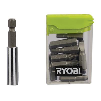 Ryobi RAK16FP Flat Pack Furniture Screwdriver Bit Set 16 Piece