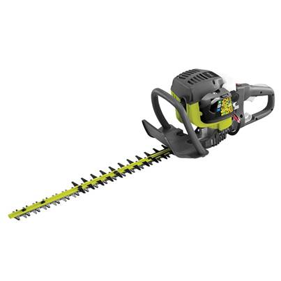 Ryobi RHT-2660DA Quick Fire Petrol Hedge Trimmer 60cm 26cc