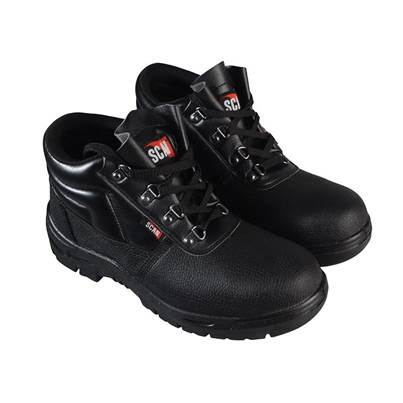 Scan 4 D-Ring Chukka Safety Boots