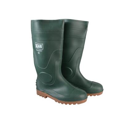 Scan Non Safety Wellington Boots UK 7 Euro 41