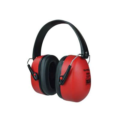 Scan Collapsible Ear Defender SNR 25 dB