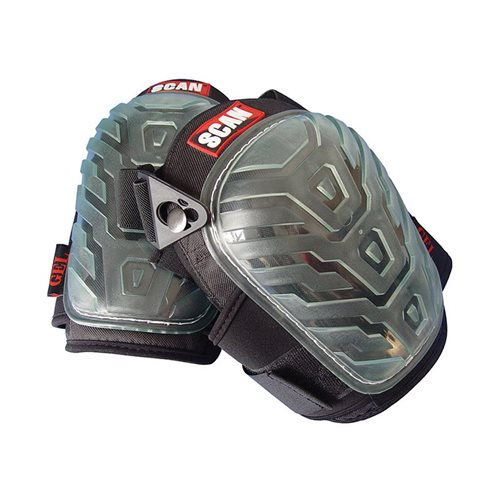 Scan Professional Gel Knee Pads