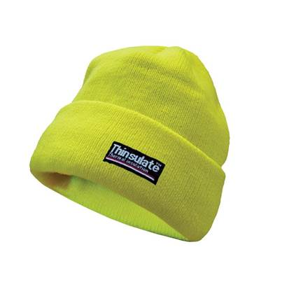 Scan Hi-Vis Beanie Hat Thinsulate® Lined