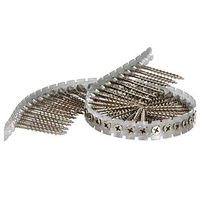 Senco DuraSpin® Collated Screws Chipboard