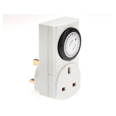 SMJ Compact Mechanical Timer