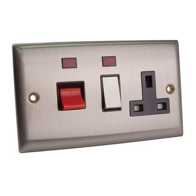 SMJ Switched Cooker Control Unit, Neon