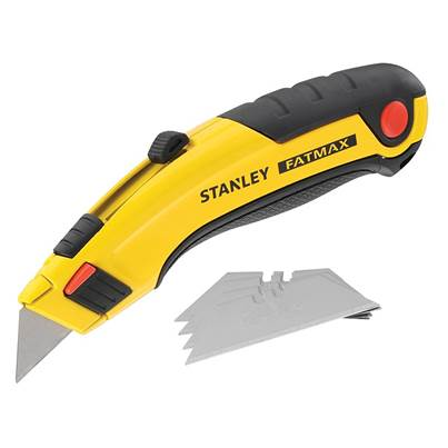 Stanley Tools FatMax® Retractable Utility Knife