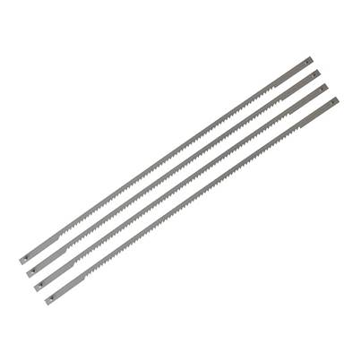 Stanley Tools Coping Saw Blades 165mm (6.1/2in) 14tpi (Card 4)