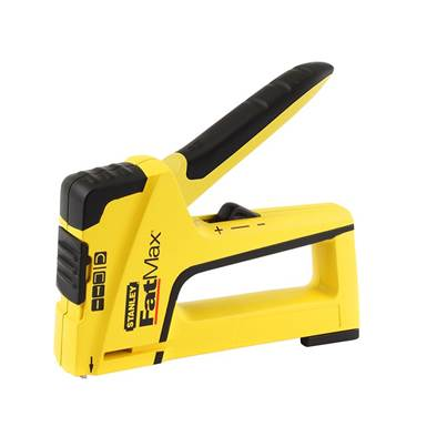 Stanley Tools FatMax® 4-in-1 Light-Duty Stapler/Nailer