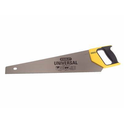 Stanley Tools Universal Hardpoint Hand Saws