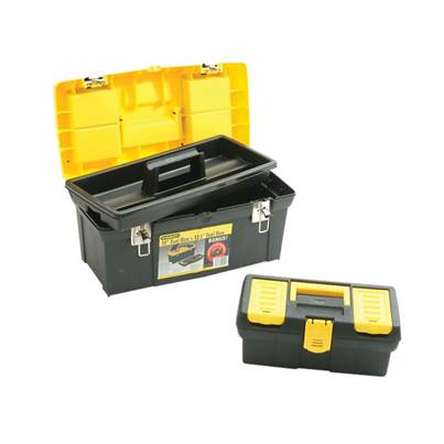 Stanley Tools Toolbox 50cm (19in) Plus Bonus Box