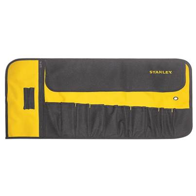 Stanley Tools 12 Pocket Tool Roll 64 x 38.5cm