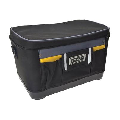 Stanley Tools Rigid Multi Purpose Tool Bag 42cm (16.1/2in)