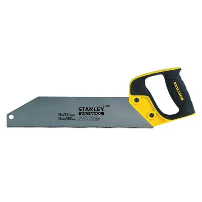 Stanley Tools FatMax® PVC & Plastic Saw 300mm (12in) 11tpi
