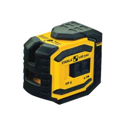 Stabila LAX 300 Self-Levelling Cross Line Laser