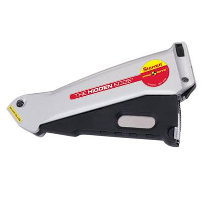 Starrett SO11 Hidden Edge® Safety Knife