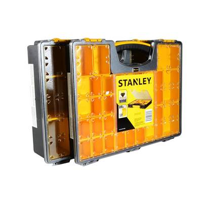 Stanley Storage Pro Organisers Deep & Shallow Twin Pack