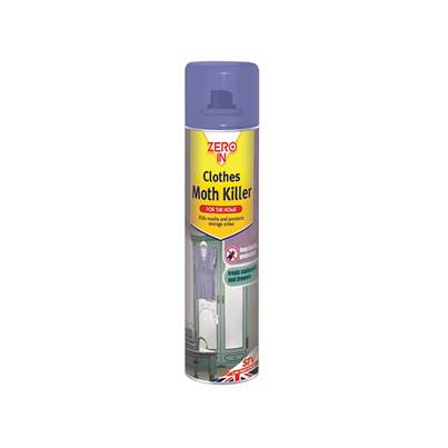 STV Pest-Free Living Zero In Clothes Moth Killer 300ml
