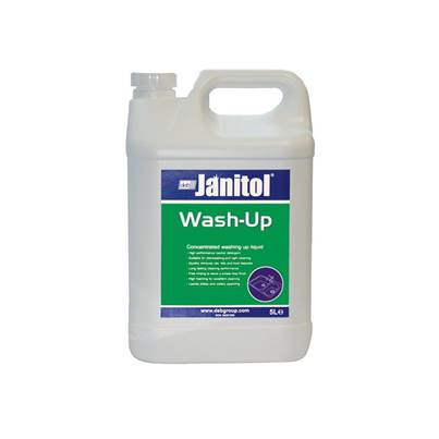 Swarfega Janitol Wash-Up 5 litre