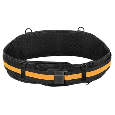 ToughBuilt Padded Belt with Heavy-Duty Buckle & Back Support
