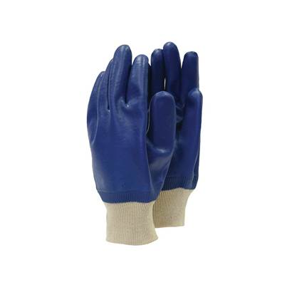 Town & Country TGL402 Men's PVC Knit Wrist Gloves