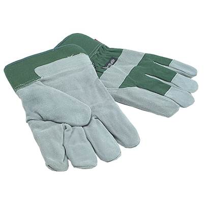 Town & Country TGL412 Men's Fleece Lined Leather Palm Gloves