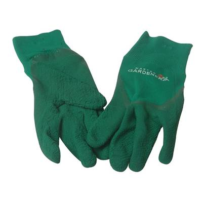 Town & Country TGL429 Master Gardener Men's Green Gloves - One Size