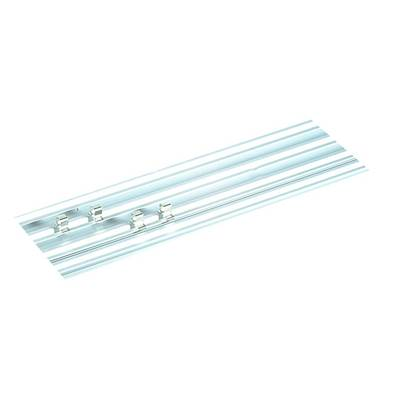 Teng ALU450 45cm Single Track Socket Clip Rail