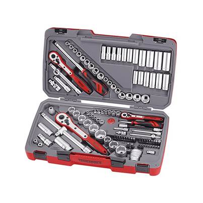 Teng TM111 Tool Set of 111 Metric & AF 1/4in 3/8in & 1/2in Drive
