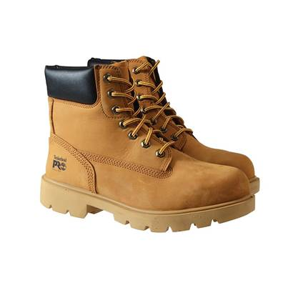 Timberland Pro SawHorse Safety Boots Wheat