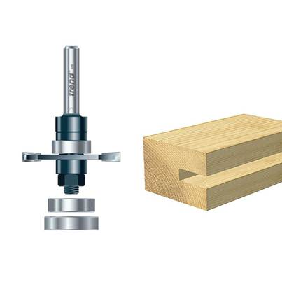 Trend Bearing Guided Biscuit Jointers