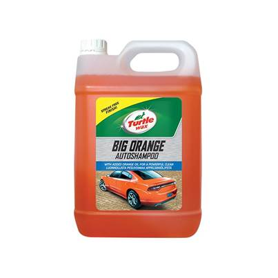 Turtle Wax Big Orange Autoshampoo 5 litre
