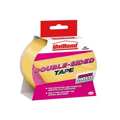 Unibond Double Sided Tape 38mm x 5m