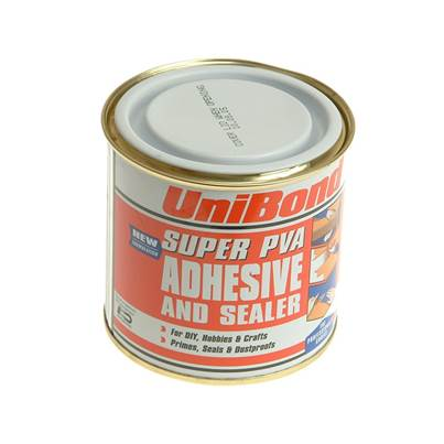 Unibond Super PVA Adhesive and Sealer