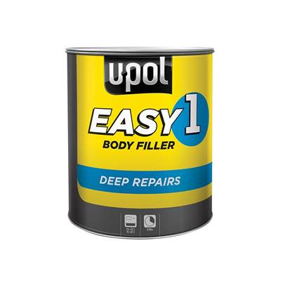 U-POL Easy 1 Super Easy Sanding Lightweight Body Filler 3.5 Litre