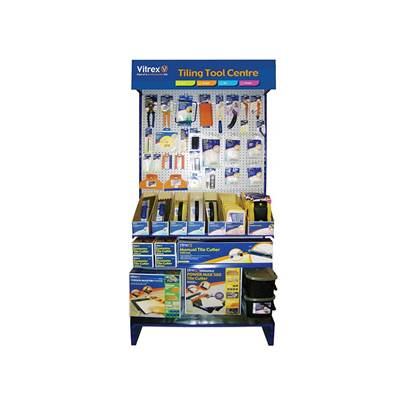 Vitrex Independent Tiling Tool Display