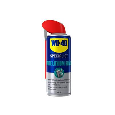 WD-40® WD-40® Specialist White Lithium Grease Aerosol 400ml