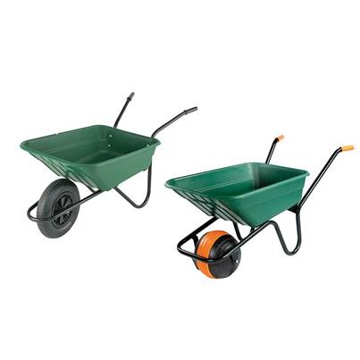 Walsall 90 Litre Polypropylene Wheelbarrow