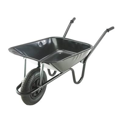 Walsall 85 Litre Contractor Heavy-Duty Wheelbarrow