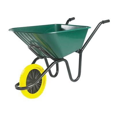Walsall 120 Litre Monarch Wheelbarrow