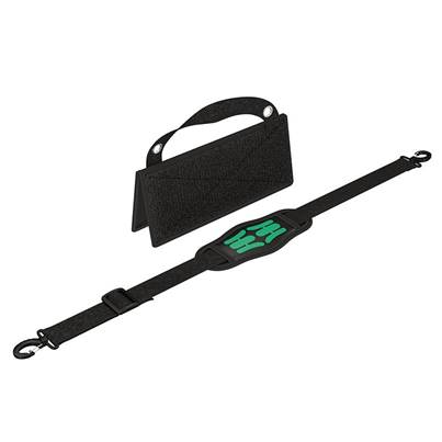 Wera Wera 2go 1 Tool Carrier & 2go 6 Shoulder Strap