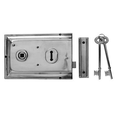 Yale Locks P334 Rim Lock 156 x 104mm