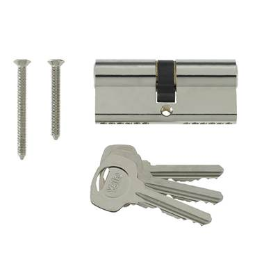 Yale Locks Kitemarked Euro Double Profile Replacement Cylinders