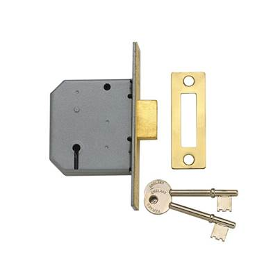Yale Locks 3 Lever Mortice Deadlocks - PM322