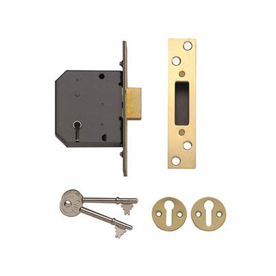 Yale Locks PM552 5 Level Mortice Deadlock