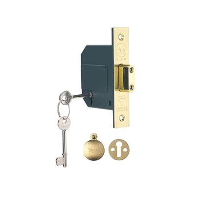Yale Locks Hi-Security BS 5 Lever Mortice Deadlock